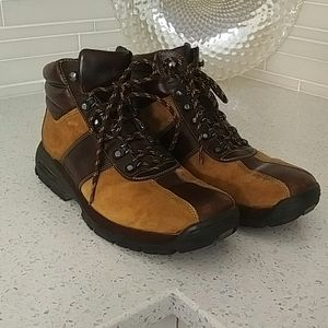 Cole Haan Nike Air water proof boots